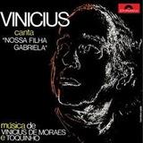 Vinicius De Moraes Nossa Filha Gabriela[cd Original Lacrado